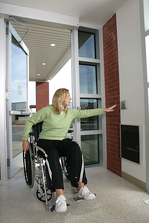 Handicap Access Doors Boston