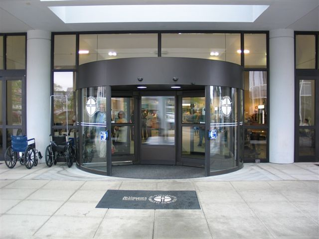 Rotating Door Installations Boston Doorconcepts Boston